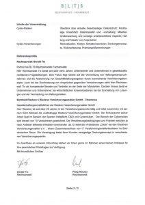 thumbnail of Cyber-Risiken – IT-Sicherheit – Cyber-Versicherungen S.2