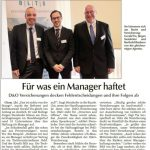 thumbnail of Presse Chamer Zeitung D&O