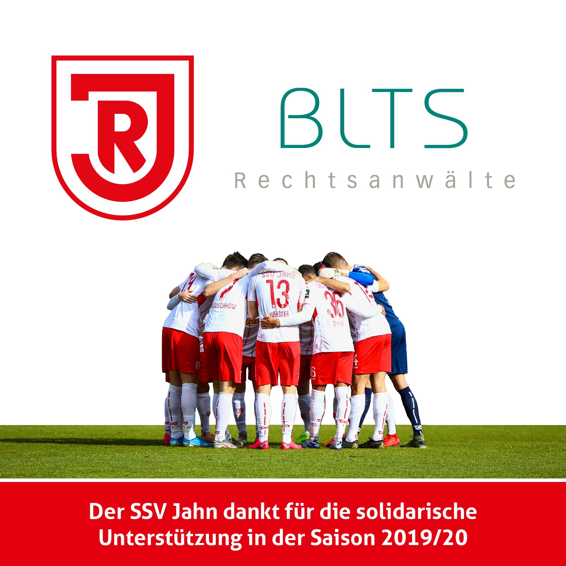 BLTS unterstützt den Jahn
