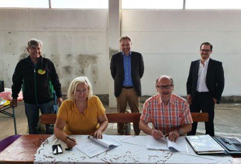 BLTS unterstützt Regensburger Tafel e.V. – Neue Räumlichkeiten gesichert